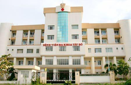 Bán bệnh viện Tây Đô mặt tiền đường Quang Trung vị trí đắc địa ảnh 0
