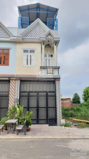 Bán nhà 1 trệt 2 lầu ngay đường QL1K 100m, sổ hồng riêng, tặng nội thất trong nhà ảnh 0