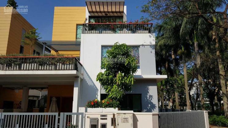 Biệt thự Riveria, ven sông Sài Gòn, Quận 2, có khu BBQ ven sông, sân chơi trẻ em, sổ hồng chính chu ảnh 0