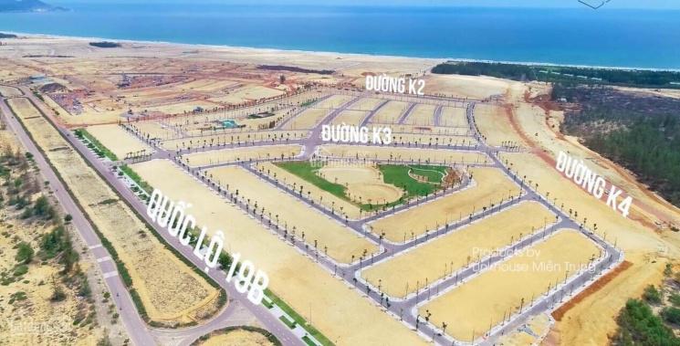 Chính chủ bán cắt lỗ đất biển Nhơn Hội New City PK2, vị trí đẹp cách biển 100m 1,35 tỷ, 0947 875739 ảnh 0