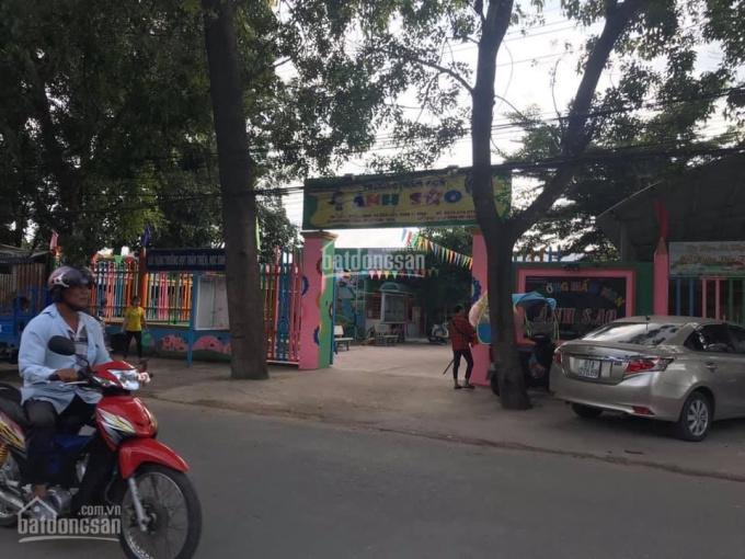 Bán 5 x 22m TC 100m2 mặt tiền đường bê tông ngay chợ Hoàng Gia, Tân Định, Bến Cát 0947.237.707 ảnh 0