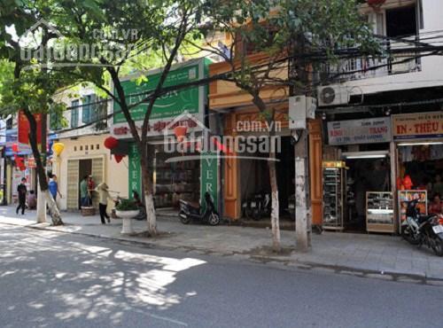 Chính chủ bán nhà mặt phố Khương Hạ - Vỉa hè 2 bên, kinh doanh 90tr/th. 100m2 x 4T x MT 4.5m ảnh 0