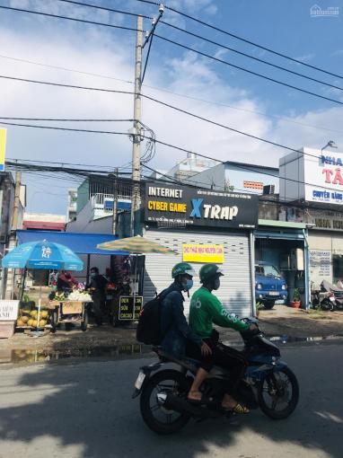 Cho thuê nhà nguyên căn mặt tiền đường Bình Long, DT 4x32m ảnh 0
