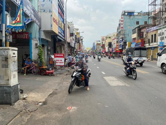 Bán đất HXH đường Tân Canh P. 1, Tân Bình 17x23m 1 đời chủ từ trước đến nay giá 55 tỷ - 0902455563 ảnh 0