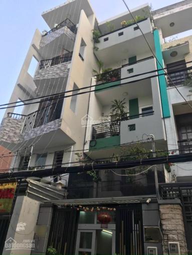 Cho thuê nhà hẻm xe hơi 39/18A Nguyễn Trãi, P. Bến Nghé, Quận 1 ảnh 0