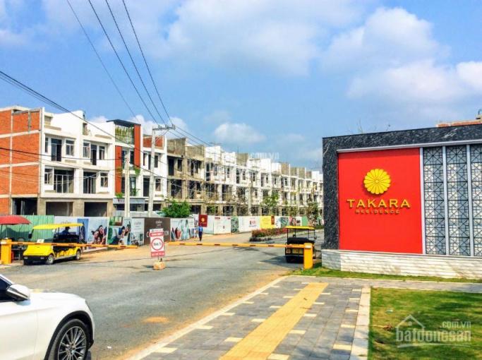 Còn duy nhất 29 căn nhà phố shophouse đẹp nhất dự án Takara Thủ Dầu Một, thanh toán 700tr nhận nhà ảnh 0
