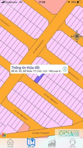 Bán đất nền khu TĐC xã Đại Phước, vị trí cách Sài Gòn chỉ 3km ảnh 0