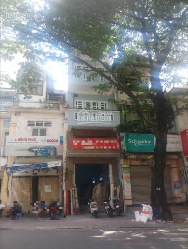 Mặt tiền nhà nguyên căn cho thuê đường Yersin Q1 ngang 5m 6 tầng thang máy ảnh 0