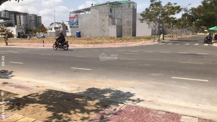 Cho thuê đất lô góc 2 mặt tiền đường Hoàng Diệu thuộc khu đô thị Đông Bắc K1 - Phan Rang Ninh Thuận ảnh 0
