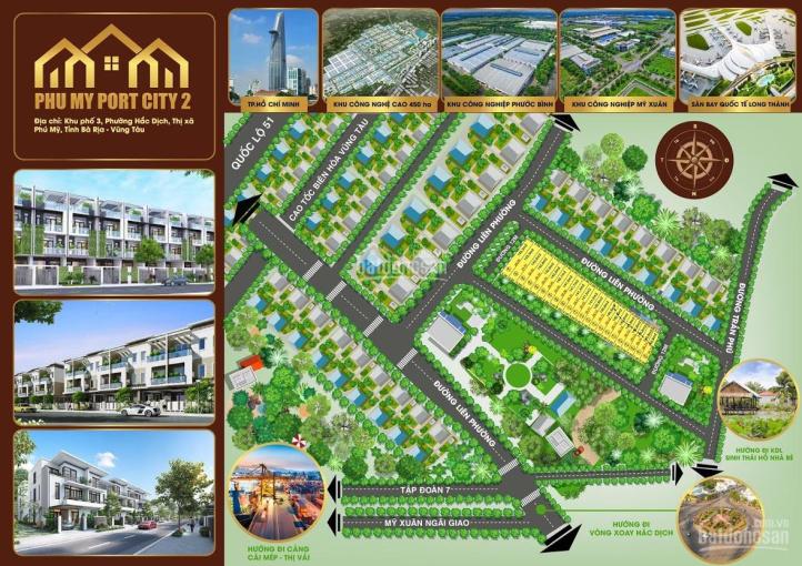 Cơ hội sở hữu đất Bà Rịa - Vũng Tàu cho nhà đầu tư giá chỉ từ 7 tr/m2 ảnh 0