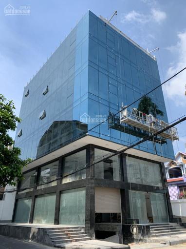 Cho thuê tòa nhà 8x20 1 hầm 5 lầu 1000m2 sử dụng ảnh 0