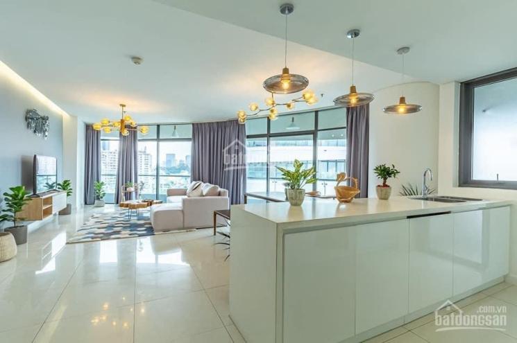 Cho thuê căn hộ cao cấp City Garden 3PN 140m2 lầu cao view đẹp. Giá 30 triệu/tháng LH 0906.932.128 ảnh 0