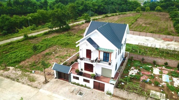 Đất biệt thự Khu đô thị Xuân Hoà duy nhất tại trung tâm thành phố Phúc Yên có sổ đỏ lh 0344710486 ảnh 0