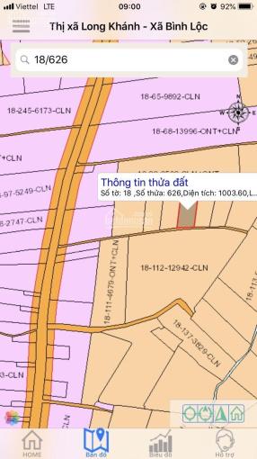 Bán gấp đất chính chủ đường Lê A - Xã Bình Lộc - Long Khánh - Đồng Nai ảnh 0