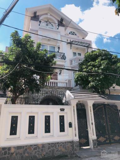 Định cư cần bán gấp biệt thự sân vườn Trường Chinh, P14, Tân Bình, GPXD: Hầm 10 Tầng, giá tốt ảnh 0