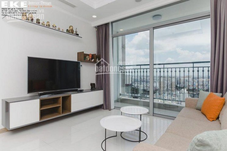Cho thuê căn hộ An Hội 3 - Gò Vấp: 75m2, 2PN, 1WC. Giá 6.5tr/th, LH 0909685373 Vương ảnh 0