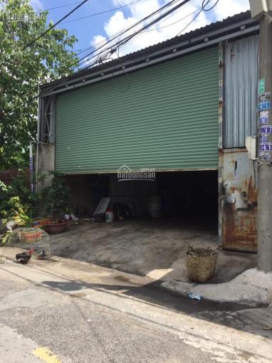 Bán nhà kho xã Xuân Thới Thượng, Hóc Môn, 160m2 SHR, TC 100%