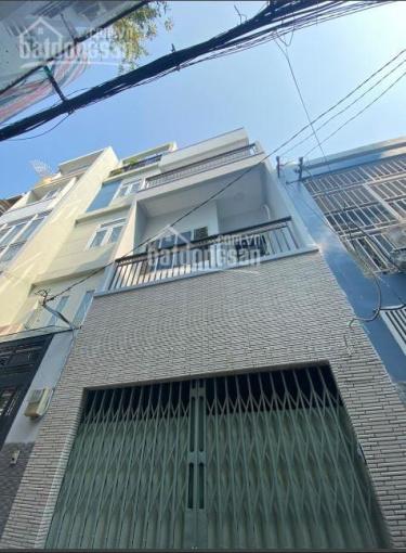 Bán nhà đẹp 3 tầng Lý Thái Tổ, P9, Q10, hẻm thông, gần bệnh viện Nhi Đồng, giá chỉ hơn 7 tỷ ảnh 0