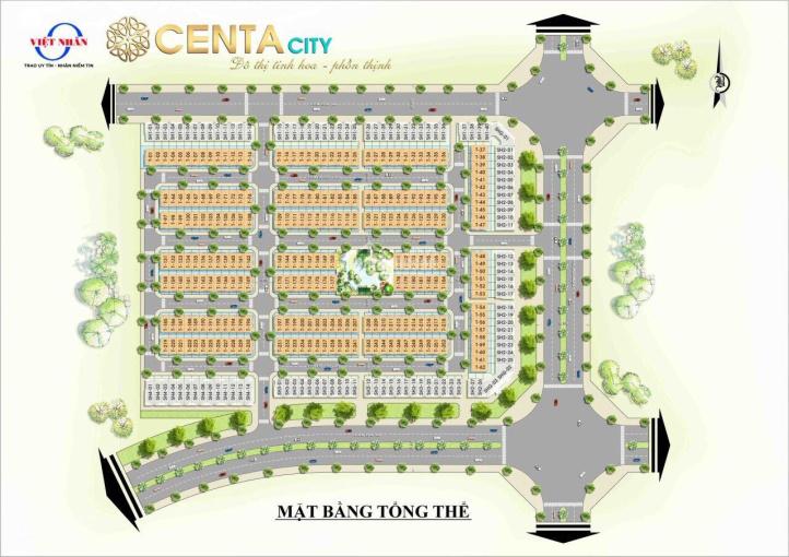 Bán căn liền kề T - 09, dự án Centa City ảnh 0