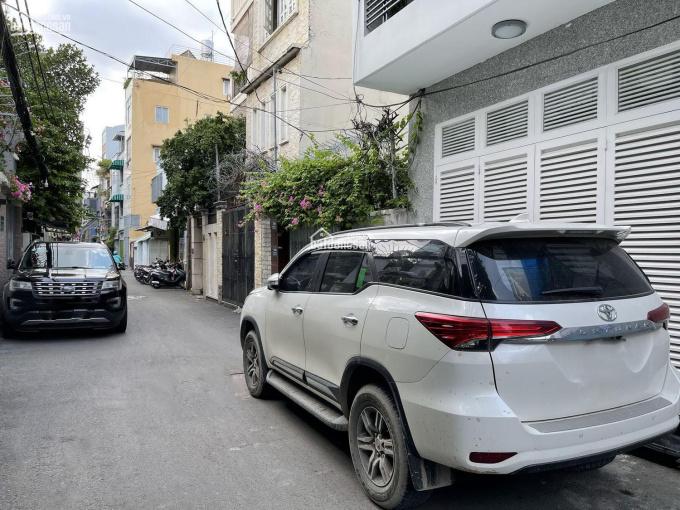 HXH 6m đường Hoàng Văn Thụ, P4, Tân Bình (4.5 x 17m) 2 lầu, giá 11.9 tỷ khu nhà giàu, dân trí cao ảnh 0