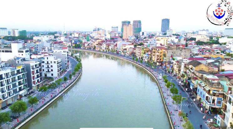 Bán đất tuyến 2 phố đi bộ Thế Lữ, Hạ Lý, Hồng Bàng, Hải Phòng. LH: 0823 540 888 ảnh 0