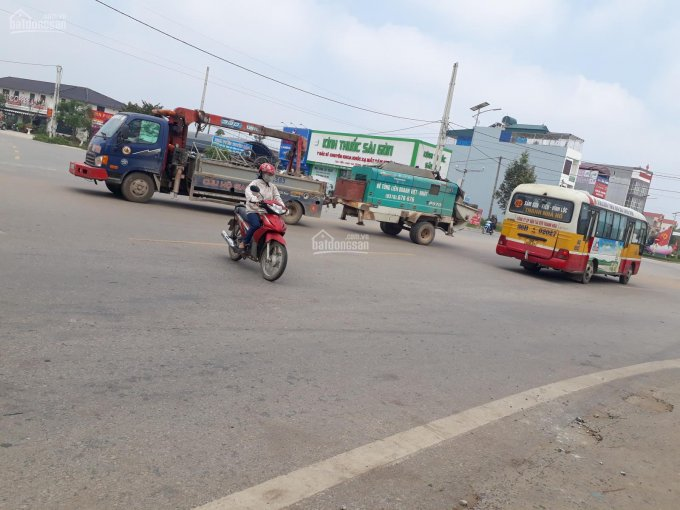 Chính chủ bán lô đầu ve gần trung tâm TT. Quán Lào, DT 122.5m2, MT 6,2m, giá 1,727 tỷ ảnh 0