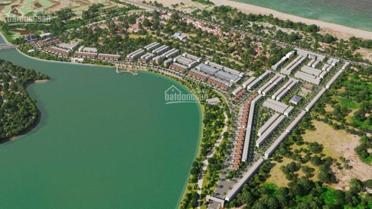 Ba suất ngoại giao đất biệt thự Tropical Palm (Ngọc Dương 2) mặt sông Cổ Cò, đã có sổ đỏ, giá Covid ảnh 0