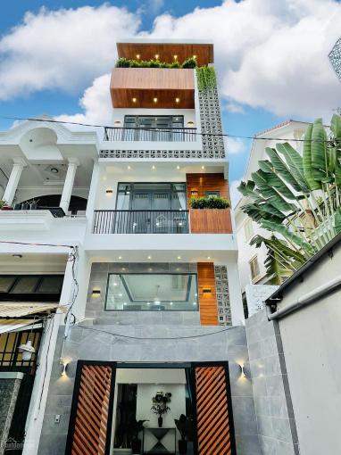 Bán nhà Trường Sơn, Tân Bình, 115.5m2, 6 tầng, chỉ 24.5tỷ. Dòng tiền 95tr/tháng ảnh 0