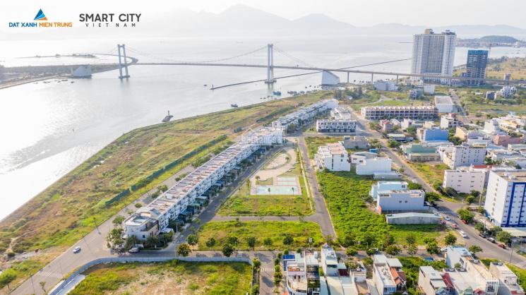Chiết khấu cực khủng 15% trong tháng 5 dự án Shophouse 2 mặt tiền, 3,5 tầng view sông Hàn Đà Nẵng ảnh 0