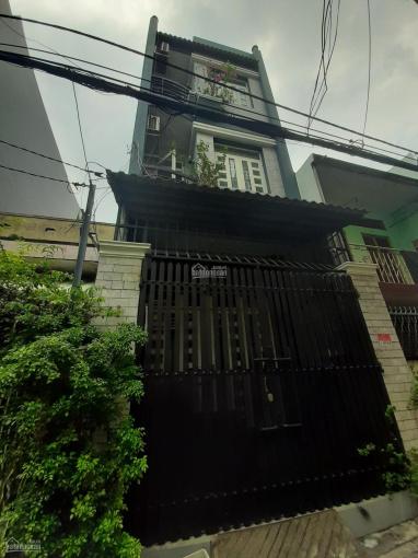 Nhà mới Trịnh Đình Trọng, P. Phú Trung, Tân Phú, DT: 4x12.6m, 1 trệt 2 lầu sân thượng ảnh 0