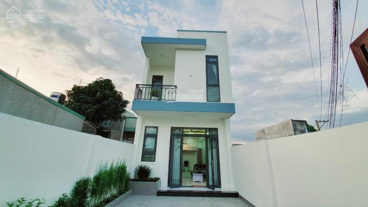Nhà trệt lầu Phú Mỹ xây mới 100%, full nội thất, giá 3.1 tỷ, gần KDC Hiệp Thành 3 và chợ Phú Mỹ ảnh 0