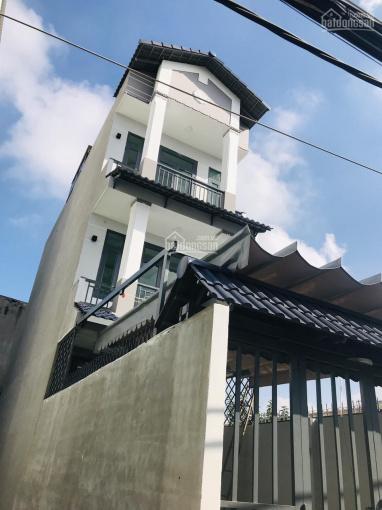 Bán nhà mới 1 trệt 2 lầu sân thượng cực đẹp phường Hiệp Bình Chánh - TP Thủ Đức ảnh 0