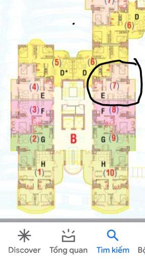 Bán gấp căn 47m2. Cao Ốc Xanh (Green Building) lầu cao ảnh 0