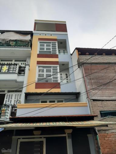 Nhà hẻm nhựa Hậu Giang ngay chợ Kim Biên 6PN ảnh 0