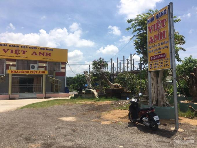 Cần bán đất mặt tiền QL1A cách sân bay Phù Cát 3km. Khu vực đông dân cư ảnh 0