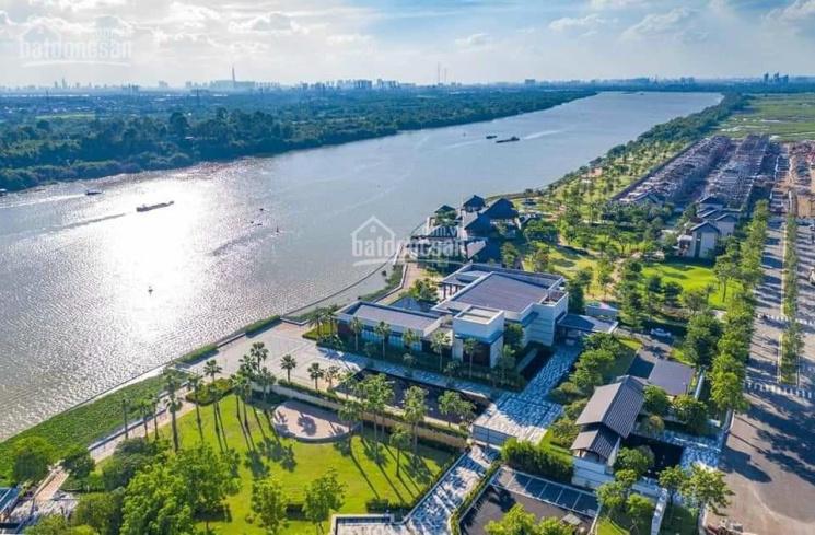 Bán đất view sông mặt tiền Lý Thái Tổ, Đại Phước, Nhơn Trạch, cách phà Cát Lái 3km ảnh 0