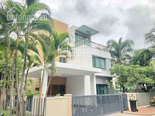 Cần bán biệt thự căn góc ven sông Sài Gòn, Villa Riviera An Phú Quận 2, nhà đang cho thuê tốt ảnh 0