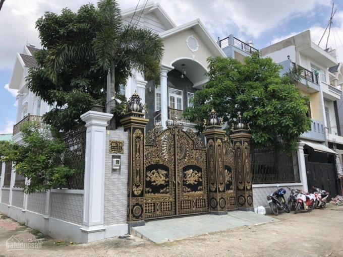 Biệt thự Nguyễn Ảnh Thủ 2 mặt tiền hẻm, 10.5m x 30m, 16 tỷ ảnh 0