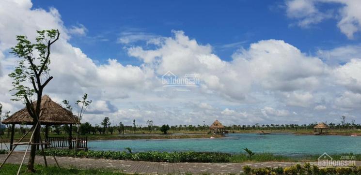 Đất nền Daresco Residence (Đức Hòa III Resco), thổ cư 100%, hạ tầng hoàn thiện, sổ hồng riêng ảnh 0