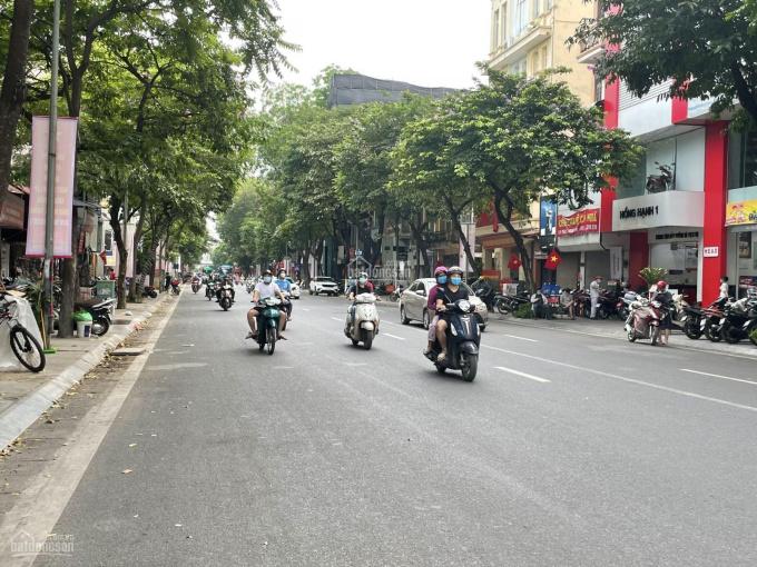 Bán nhà mặt phố Phố Huế, gần Tràng Tiền, Hàng Bài, Hoàn Kiếm 170m2, MT 6,1m kinh doanh sầm uất ảnh 0