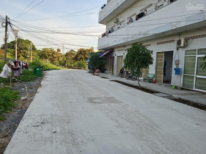 Bán đất thổ cư ngay cổng KCN Hiệp Phước, Nguyễn Văn Tạo, Nhà Bè ảnh 0