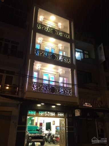 Nhà hẻm 4m Lê Hồng Phong, Quận 5, cách mặt tiền 1 căn 4x11m nở đều 4,2m; 3 lầu chỉ 8.2 tỷ ảnh 0