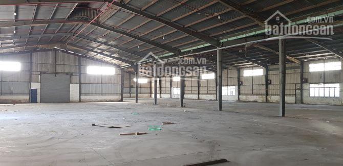 Cho thuê kho xưởng 2080m2 đường Bùi Văn Ba- P. Tân Thuận Đông - Quận 7 ảnh 0