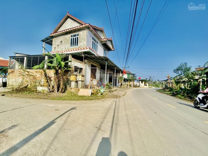 Đất nền khu xen ghép Thủy Châu, sau lưng UBND Huyện Hương Thủy ảnh 0