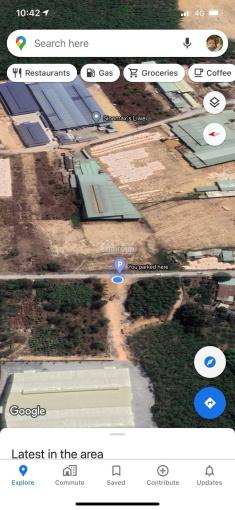Bán 2 lô đất 1050m2 Uyên Hưng 5 tỷ ảnh 0