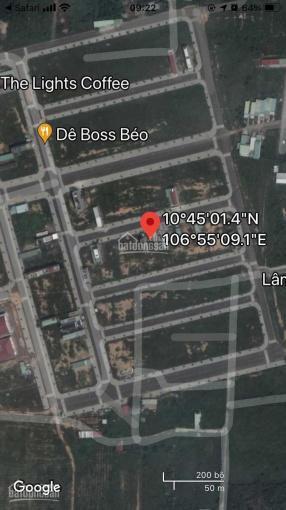 Bán đất 4x20m vòng xoay Bến Cam, Nhơn Trạch ảnh 0
