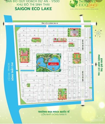 Dự án Eco Lake nằm trong siêu dự án khu đô thị Tây Bắc ảnh 0