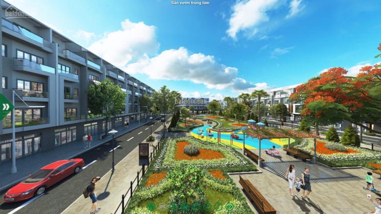 Chính chủ cần bán liền kề 4 tầng Him Lam Green Park, giá 4,050 tỷ, bao phí chuyển nhượng, 096850879 ảnh 0