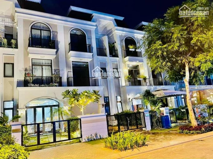 Nhà mặt tiền Hùng Vương view sông Vàm Cỏ 1T2L DT: 5X20m giá 3.1 tỷ/căn, rẻ hơn thị trường 3 - 500tr ảnh 0