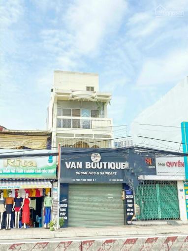 Bán nhà MT đường Huỳnh Tấn Phát, Quận 7 vị trí kinh doanh sầm uất. DT: 4.5x20m, gía 15.5 tỷ ảnh 0